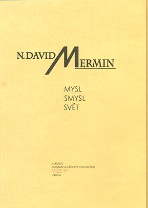 Mysl smysl svět N. David Mermin
