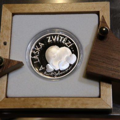 Medaile Kurta Gebauera